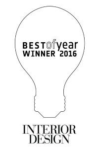 Interior Design best of year winner 2016 logo