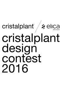 Cristalplant design contest elica 2016 logo