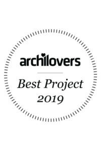 archilovers best project 2019 logo